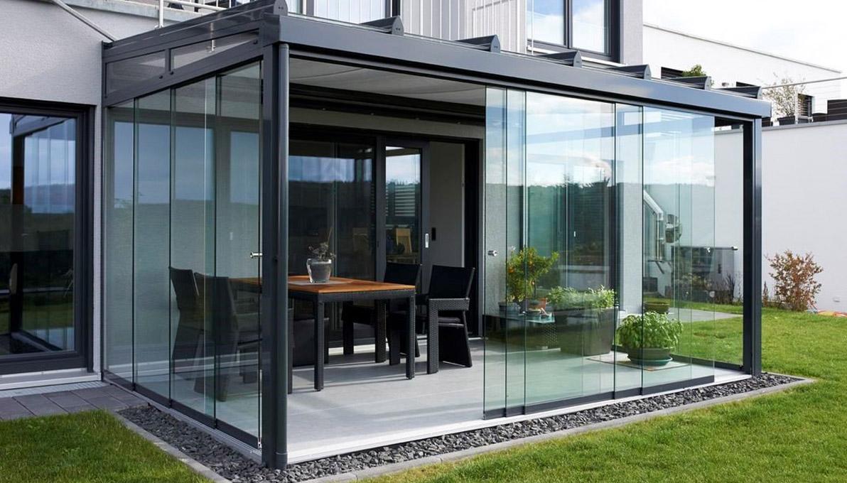 Особенности остекления металлопластиковыми окнами от компании