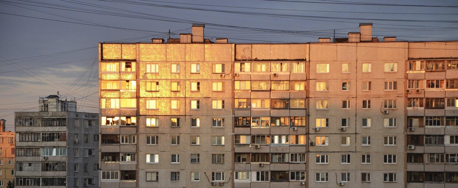 проходят миграционные фото из окон многоэтажных домов процесс производства