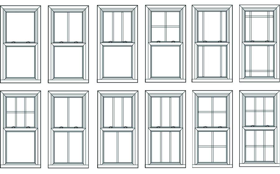 Английское окно своими руками 23