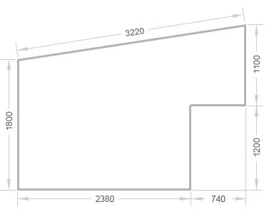 Отделка балкона в доме серии i-515 - цены на ремонт лоджии в.