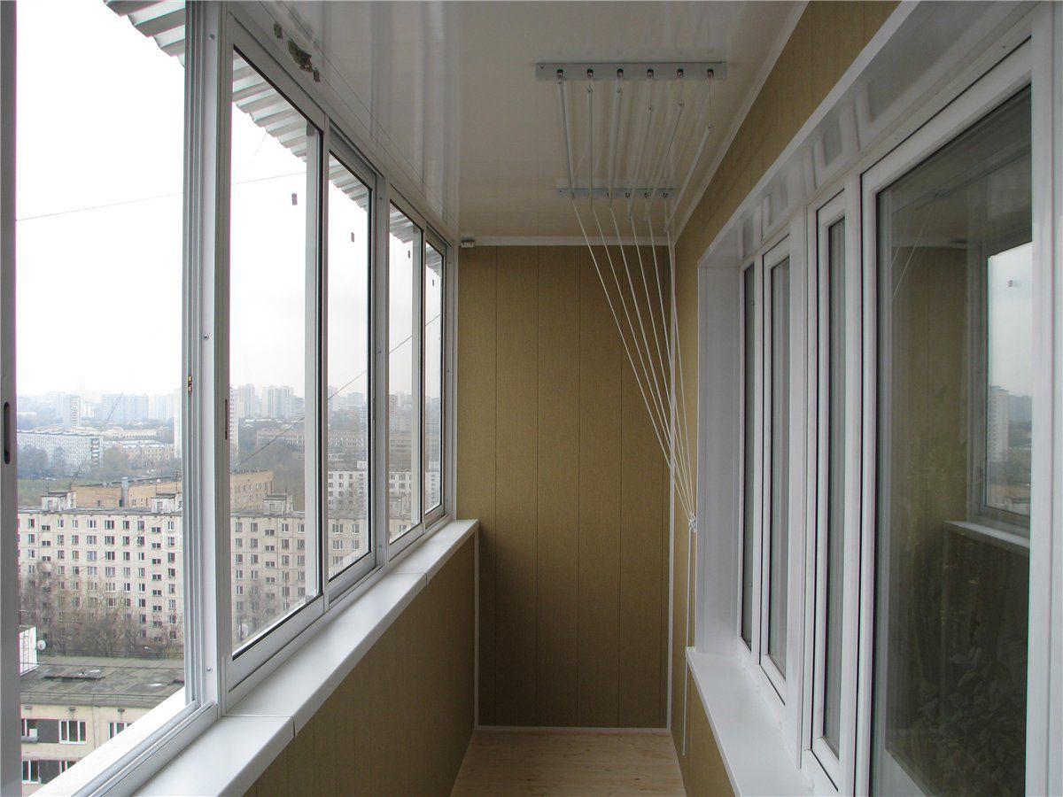 Остекление балконов и лоджий алюминиевым профилем в москве евро ремонт балконы