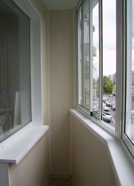 Алюминиевый профиль для балконов п44т дешево..