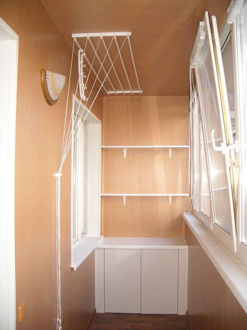 Отделка балконов и лоджии (панели,вагонка,крыша,утепление,ос.