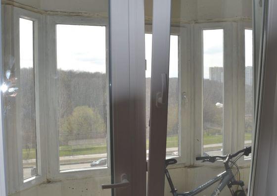 Замена балконного блока пластиковым