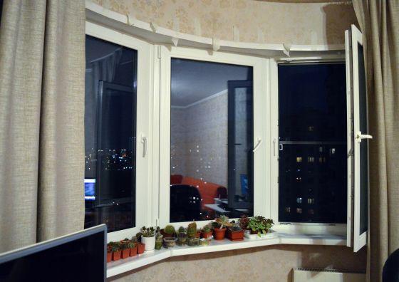Замена пластикового окна