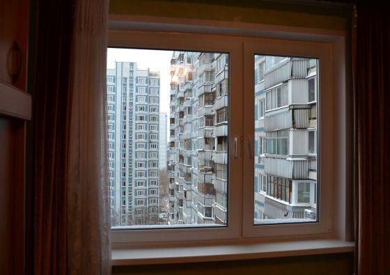 Замена окна в комнате