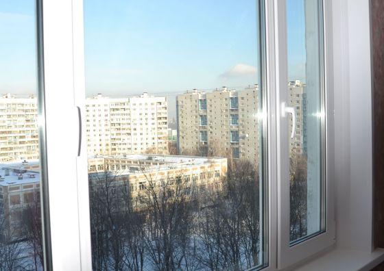 Замена окна в квартире