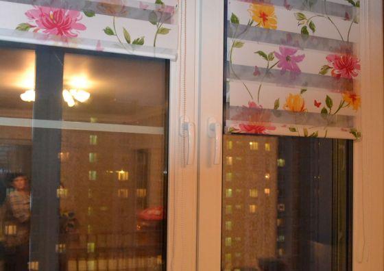 Монтаж окна на кухне