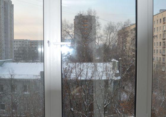 Замена окна в гостиной