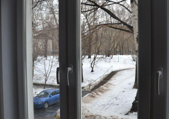 Замена деревянного окна на пластиковое