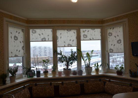 Монтаж окон в однокомнатной квартире