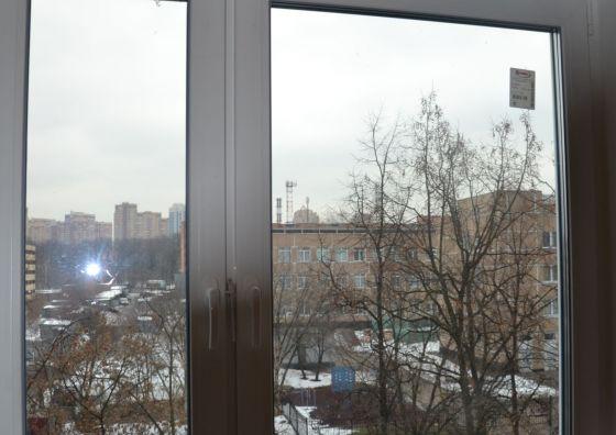 Установка окна с повышенной звукоизоляцией