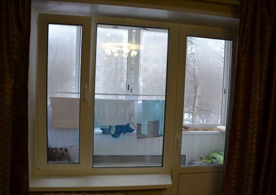 Монтаж балконного блока, остекление и отделка балкона