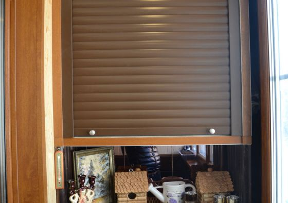 Замена балконного блока, остекление и отделка балкона