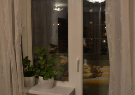 Установка блока балкона