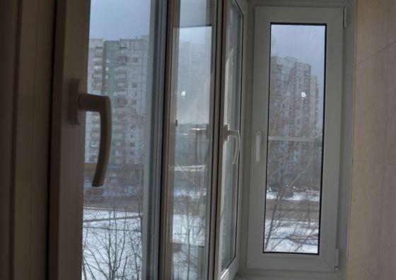 Теплое остекление и отделка балкона