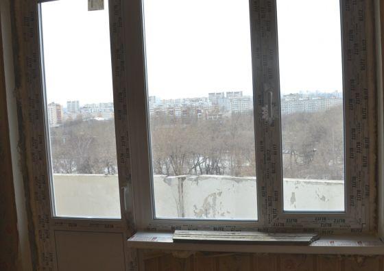 Установка окна и балконного блока