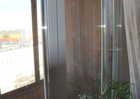 Демонтаж и замена балконного блока
