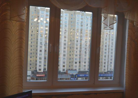 Остекление 2-комнатной квартиры